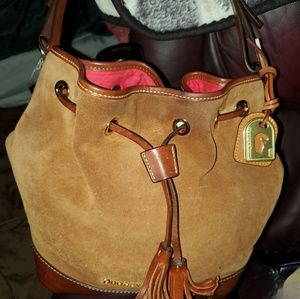 Leather & Suede Dooney & Bourke